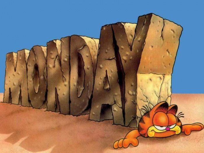 Kāpēc pirmdiena tiek saukta par ''grūto dienu''?