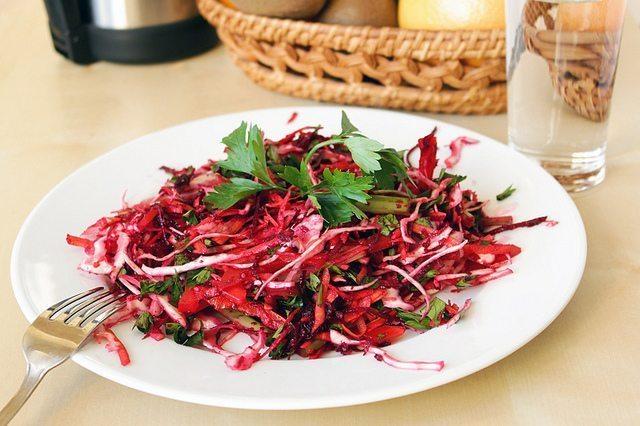 Salāti svara zaudēšanai divu dienu laikā un bez jebkādām diētām