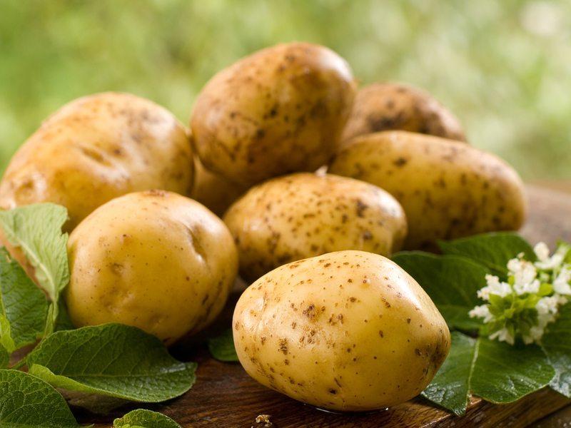 10 lieliski ēdieni no kartupeļiem.