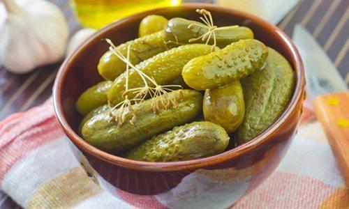Uzzini kāpēc ir jāēd marinēti gurķi!