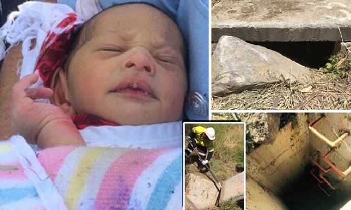 Laimīga sagadīšanās: Velosipēdisti izglābj zīdaini no šausminošas nāves 1