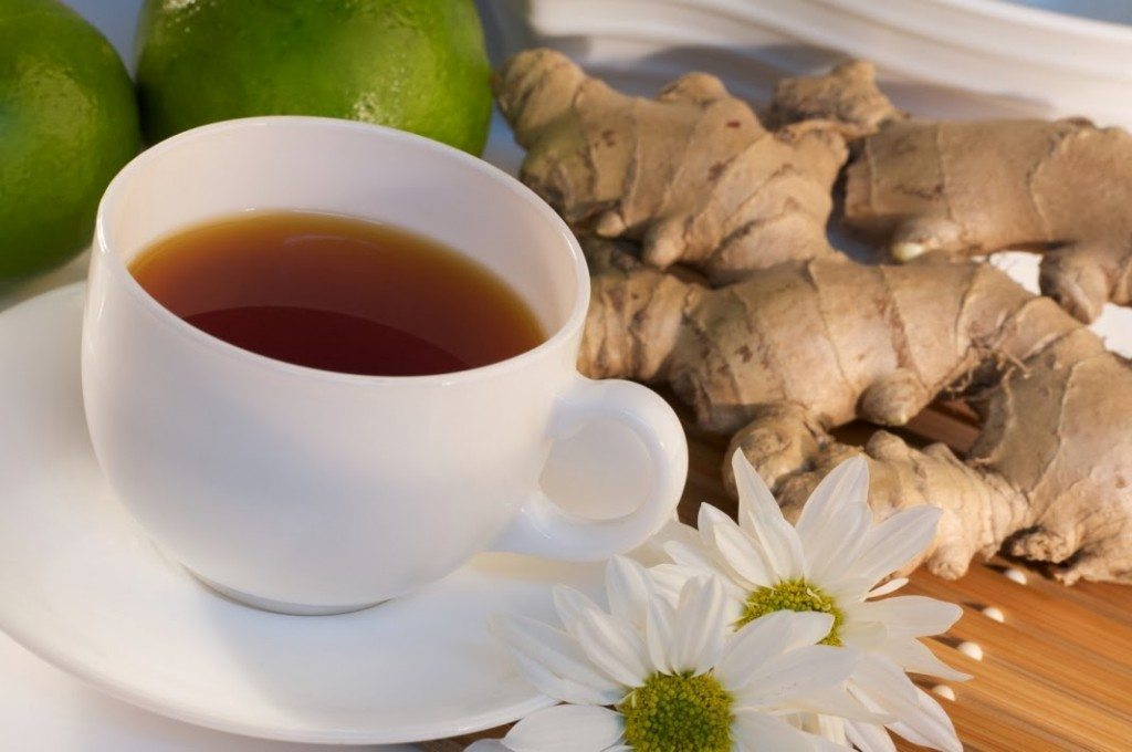 3 gardas ingvera tējas receptes: Tējas veselībai un slaidumam 1