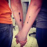 24 idejas pāru tetovējumiem. Kurus izvēlētos jūs? 21