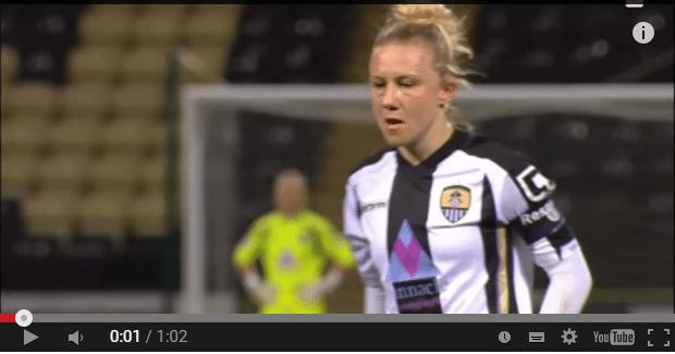 Sieviešu futbols ir muļķības? Ko tādu veči noteikti neizdomātu!