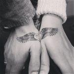 24 idejas pāru tetovējumiem. Kurus izvēlētos jūs? 16
