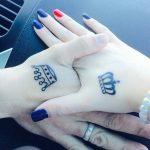 24 idejas pāru tetovējumiem. Kurus izvēlētos jūs? 13