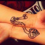 24 idejas pāru tetovējumiem. Kurus izvēlētos jūs? 11