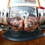 24 idejas pāru tetovējumiem. Kurus izvēlētos jūs? 9