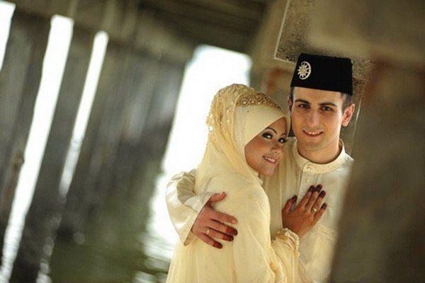 Laimīga musulmaņu sieva