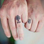 24 idejas pāru tetovējumiem. Kurus izvēlētos jūs? 6