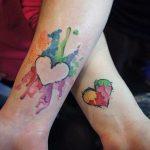 24 idejas pāru tetovējumiem. Kurus izvēlētos jūs? 2