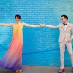 Oriģinālas idejas kāzu kleitai 34