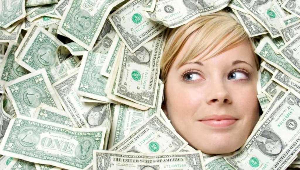 6 mīti un patiesības par naudu. Vai var kļūt bagāts ar godīgu darbu? 1
