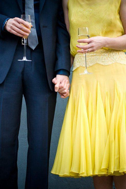 Oriģinālas idejas kāzu kleitai 27