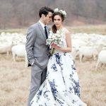 Oriģinālas idejas kāzu kleitai 23
