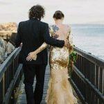 Oriģinālas idejas kāzu kleitai 22