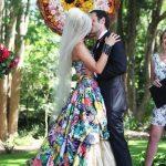 Oriģinālas idejas kāzu kleitai 16