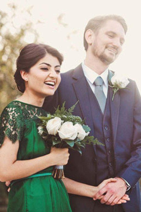 Oriģinālas idejas kāzu kleitai 14