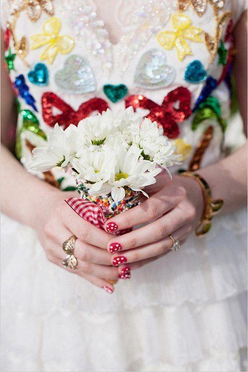 Oriģinālas idejas kāzu kleitai 13