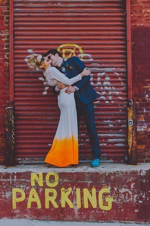 Oriģinālas idejas kāzu kleitai 32
