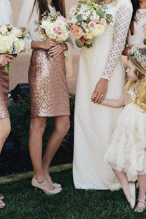 Oriģinālas idejas kāzu kleitai 31