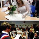 Sieviete, kura apprecēja savu bijušo - mirušo puisi 1