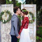 Oriģinālas idejas kāzu kleitai 3