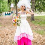 Oriģinālas idejas kāzu kleitai 2