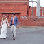 Oriģinālas idejas kāzu kleitai 9