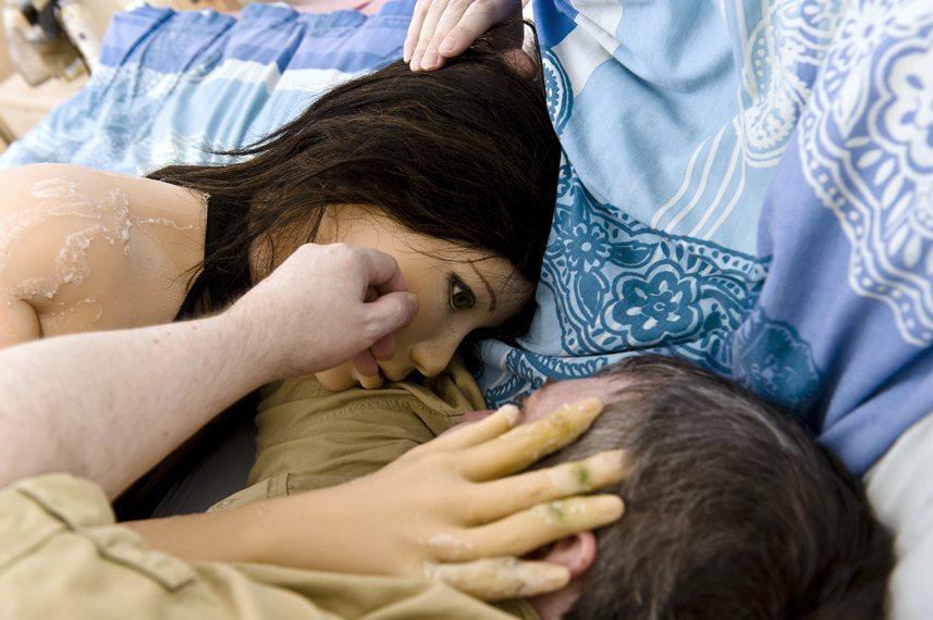Dirks un Dženija: Šokējošā vīrieša un lelles mīlestība 2