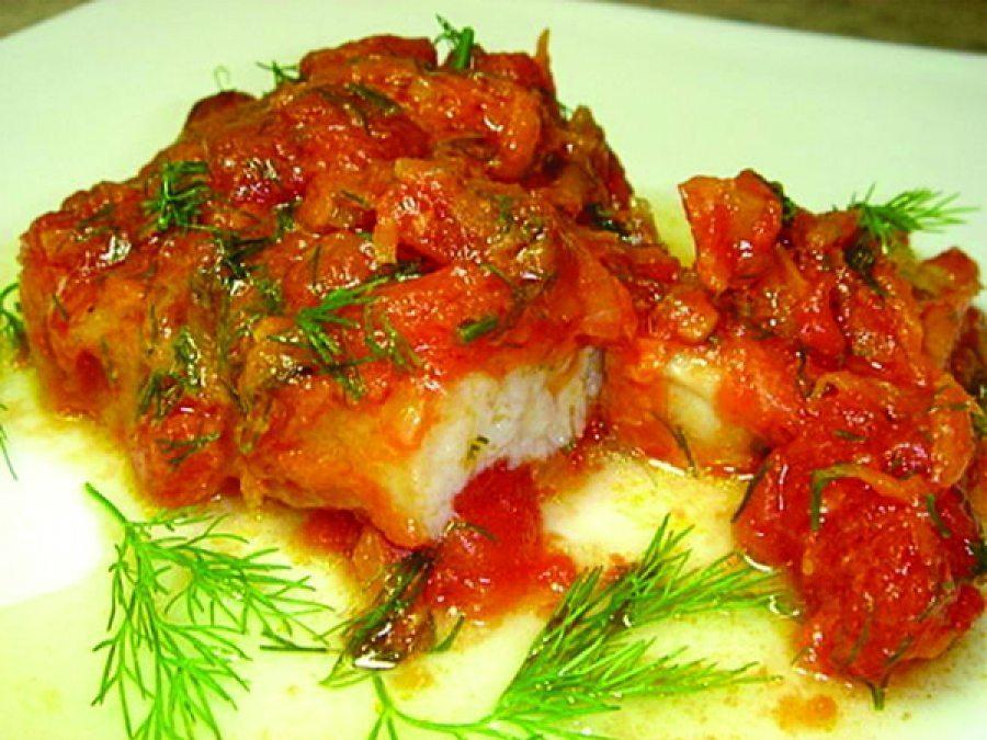 Maz kaloriju uzkoda, zivis marinādē