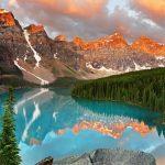 20 vietas uz Zemes, kur Daba nav skopojusies ar krāsām 16