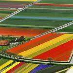 20 vietas uz Zemes, kur Daba nav skopojusies ar krāsām 13