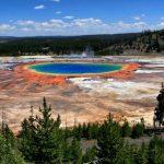 20 vietas uz Zemes, kur Daba nav skopojusies ar krāsām 14