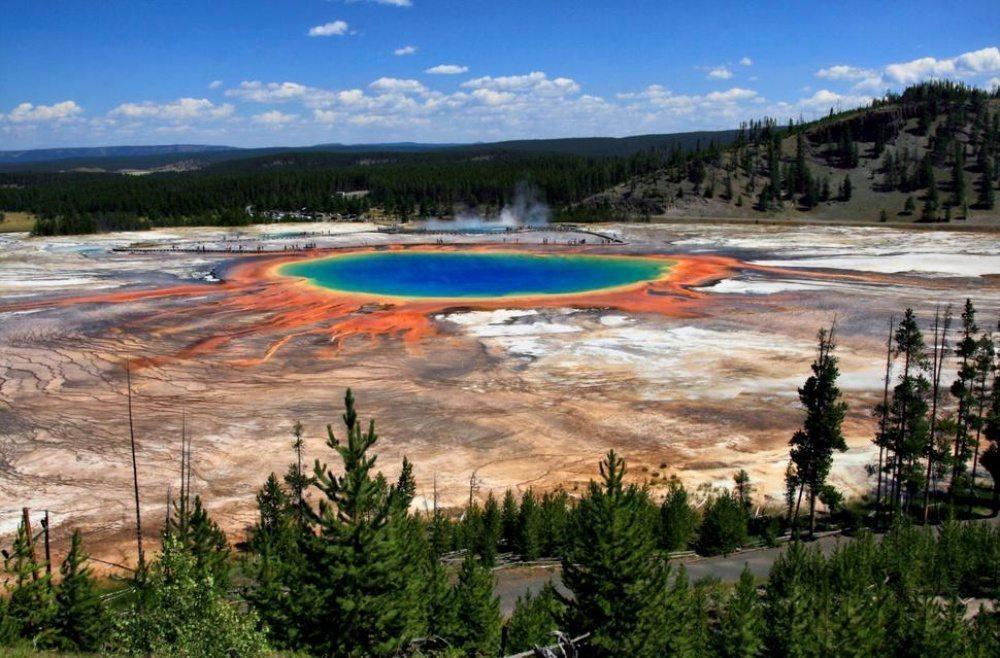 20 vietas uz Zemes, kur Daba nav skopojusies ar krāsām 1