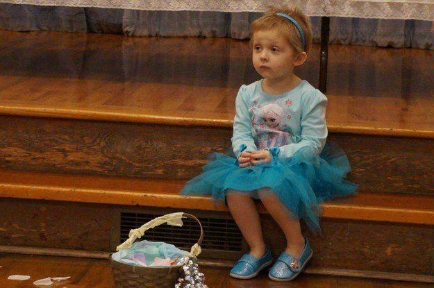 Zinot, ka tā ir viņu meitas pēdējā dzimšanas diena, vecāki sarīko grandiozu ballīti 1