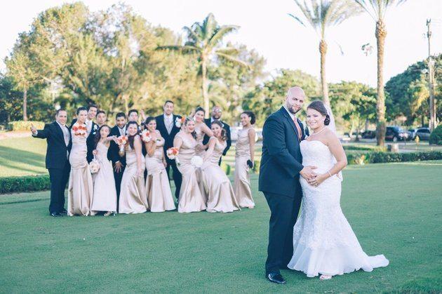 Līgavas bērniņa gaidībās ir ne mazāk burvīgas (bildes) 4