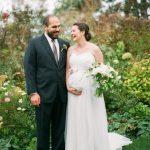 Līgavas bērniņa gaidībās ir ne mazāk burvīgas (bildes) 5