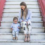 Fantastiskas mammu un meitu bildes 13