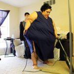Absurds: Savos 24 viņa sver 300 kg, bet vīrs nevēlas, lai viņa notievē 6