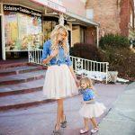Fantastiskas mammu un meitu bildes 9