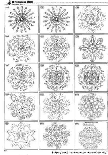 Tamborējumi un shēmas 8