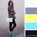 20 ideālas krāsu saderības apģērbā 16