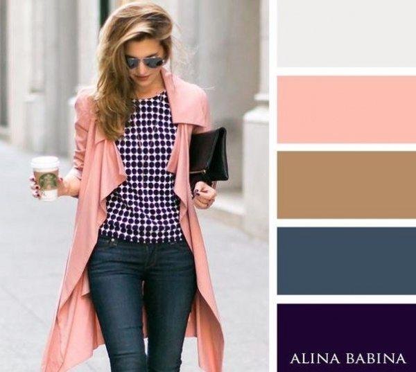 20 ideālas krāsu saderības apģērbā 2