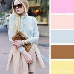 20 ideālas krāsu saderības apģērbā 18