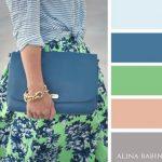 20 ideālas krāsu saderības apģērbā 9