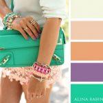 20 ideālas krāsu saderības apģērbā 19