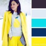 20 ideālas krāsu saderības apģērbā 7