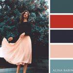 20 ideālas krāsu saderības apģērbā 12