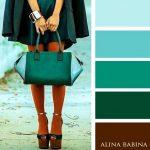 20 ideālas krāsu saderības apģērbā 20
